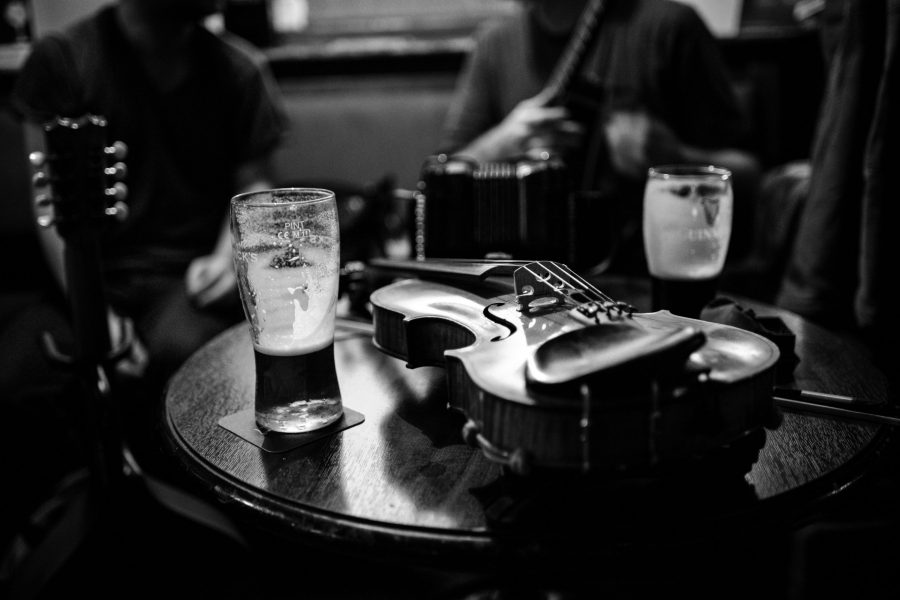 Fiddle and pints...