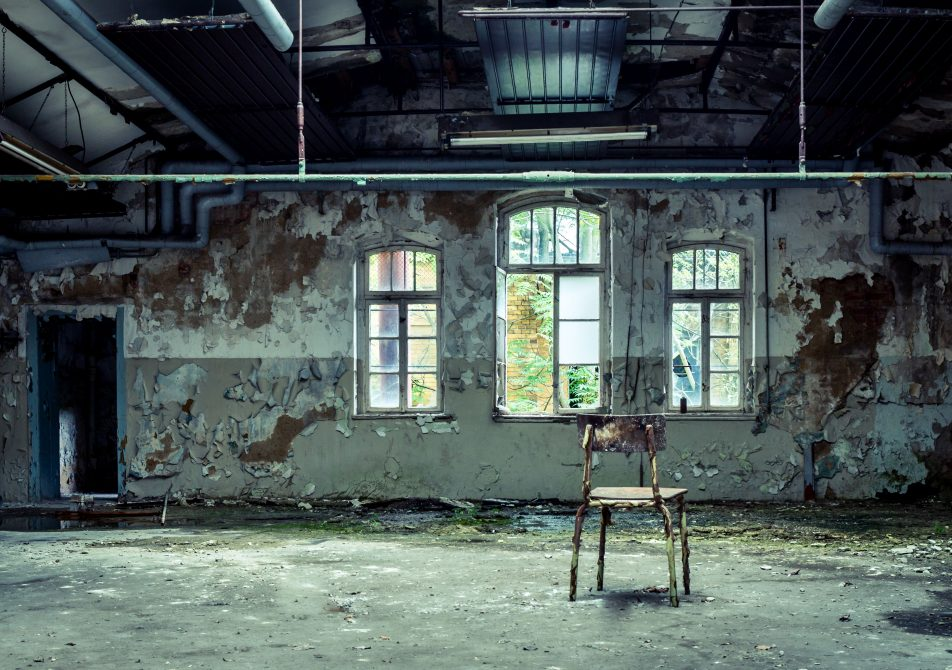 Lost Place in east germany